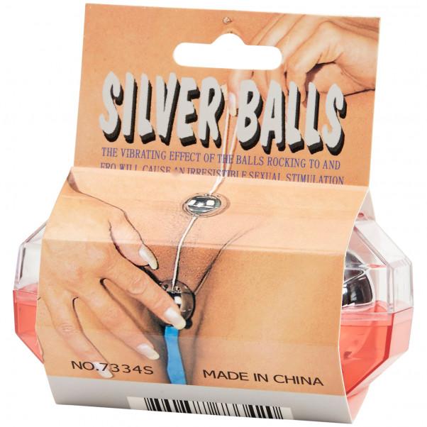 Silver Balls Sexkugler  10