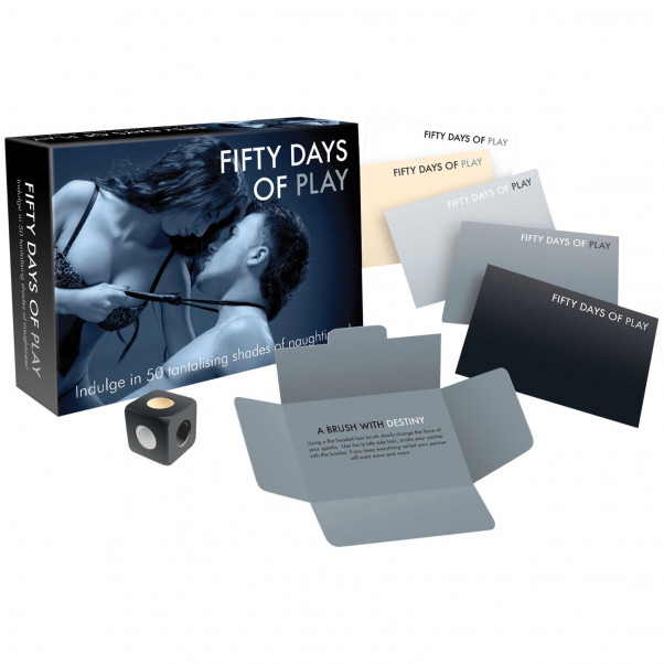 Fifty Days Of Play Jeu de Cartes Érotiques  2