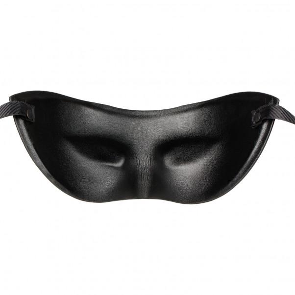 Sex & Mischief Blackout Maske  3