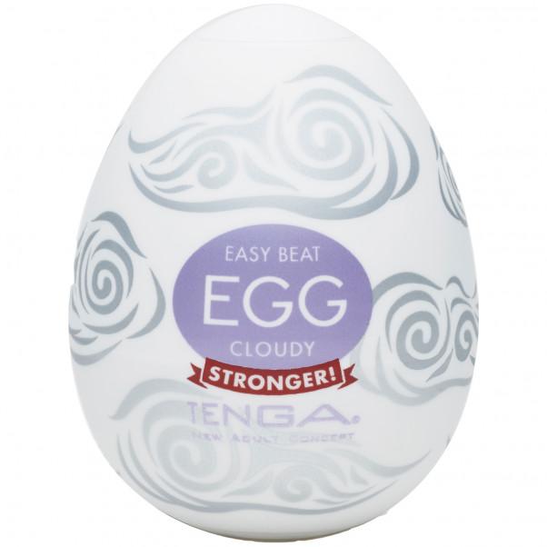 TENGA Egg Cloudy Onani Håndjob til Mænd  1