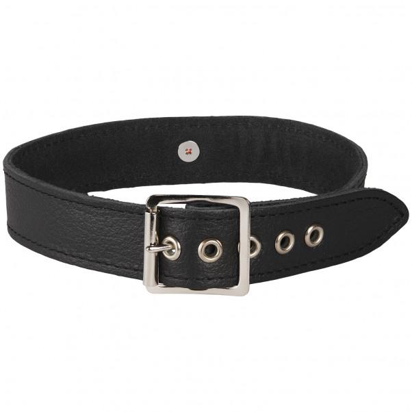 Rimba Læder Halsbånd med O-Ring Product 2