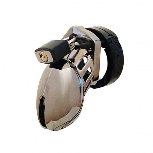 CB-6000S Chrome Kyskhedsbælte (6,35 cm)  1