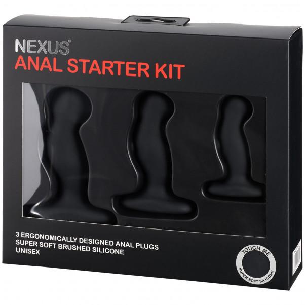 Nexus Anal Starter Kit Pack 90