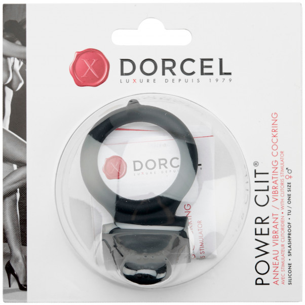 Marc Dorcel Power Clit Vibrerende Penisring  10