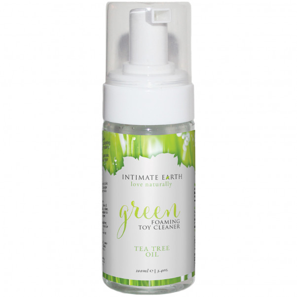 Intimate Earth Organic Nettoyant pour Sex Toys 100 ml  1