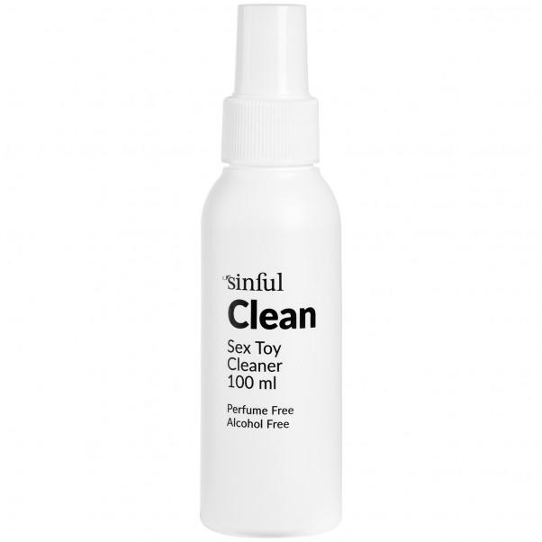 Sinful Clean Nettoyant pour Sex Toys 100ml  2
