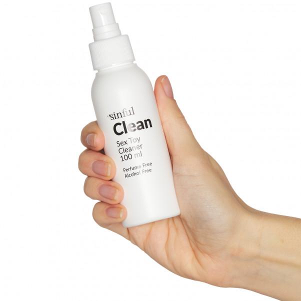 Sinful Clean Nettoyant pour Sex Toys 100ml  51