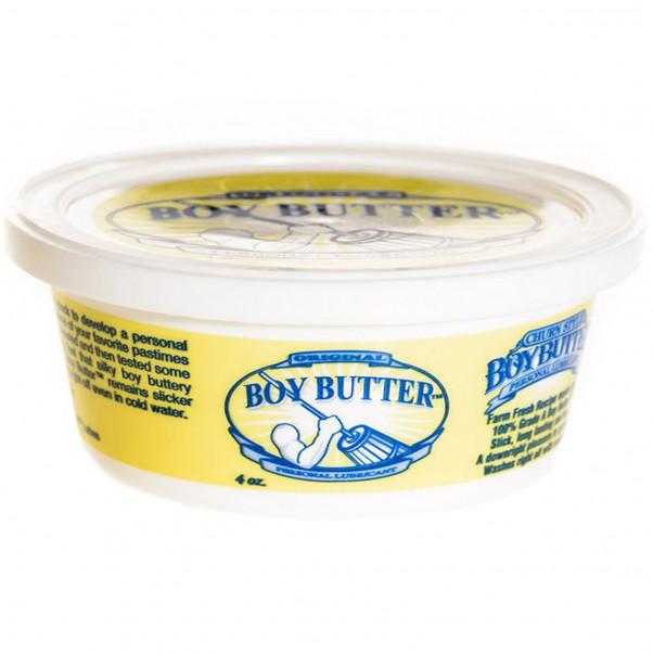 Boy Butter Original Lubrifiant à Base d'Huile et de Silicone 118ml  1