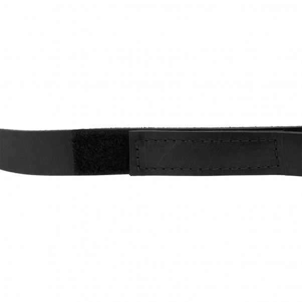 Spartacus Læder Blackout Blindfold Product 2