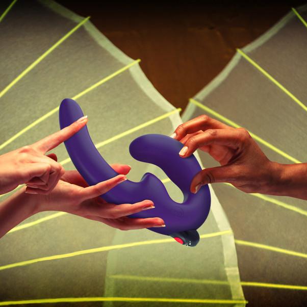Fun Factory ShareVibe Gode ceinture vibrant