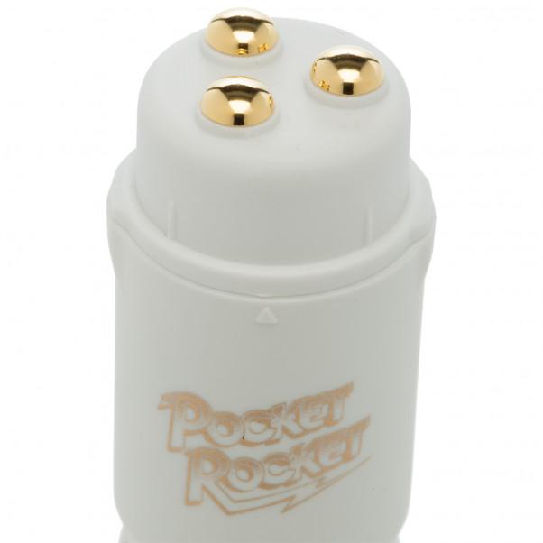 Doc Johnson Pocket Rocket The Original Mini Vibrator - TESTVINDER  3