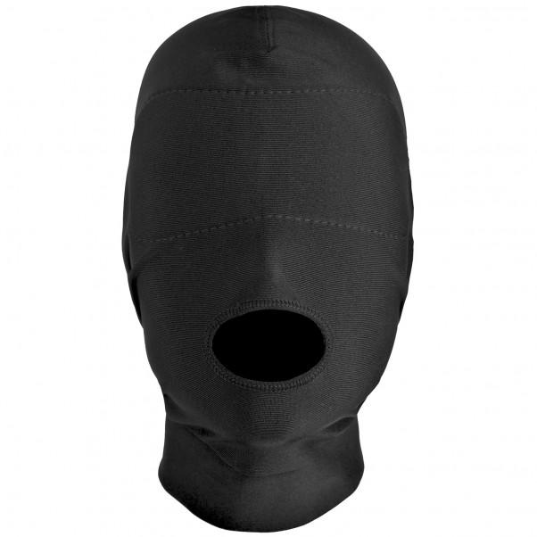 Master Series Disguise Open Mouth Maske med Blindfold  3