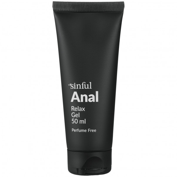 Sinful Anal Gel Relaxant Anal 50 ml  1
