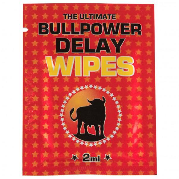 Bull Power Delay Pack de 6 Lingettes  1
