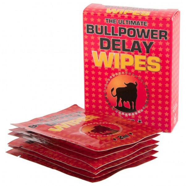 Bull Power Delay Pack de 6 Lingettes  2