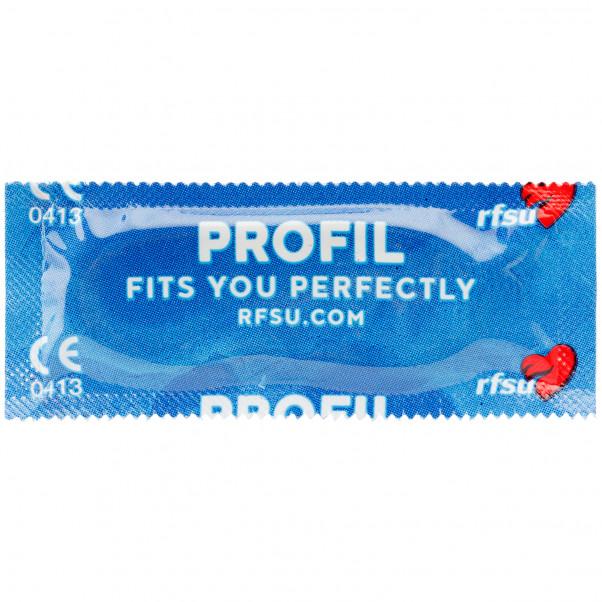 RFSU Profil Lot de 10 préservatifs  2