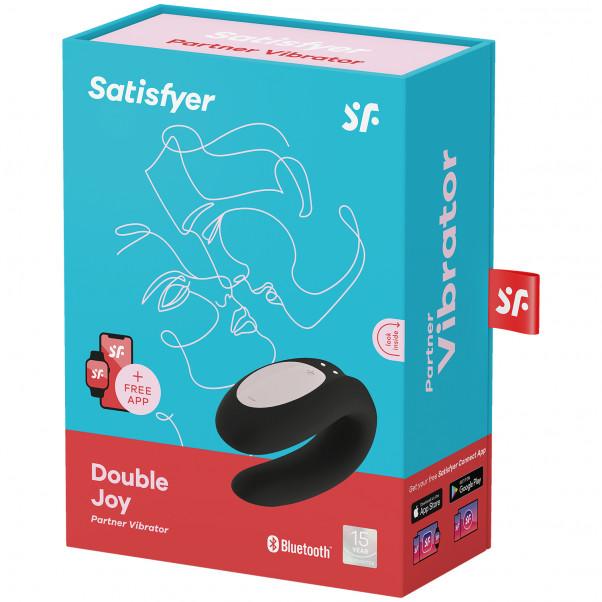 Satisfyer Double Joy Stimulateur pour Couple Connecté  100